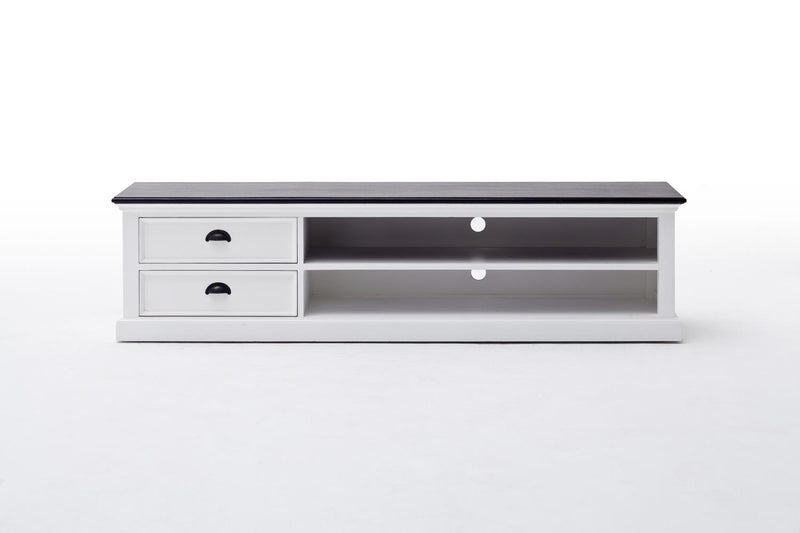 Modena Contrast Large Entertainment Unit
