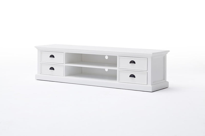 Bari TV Stand Unit With 4 Drawers