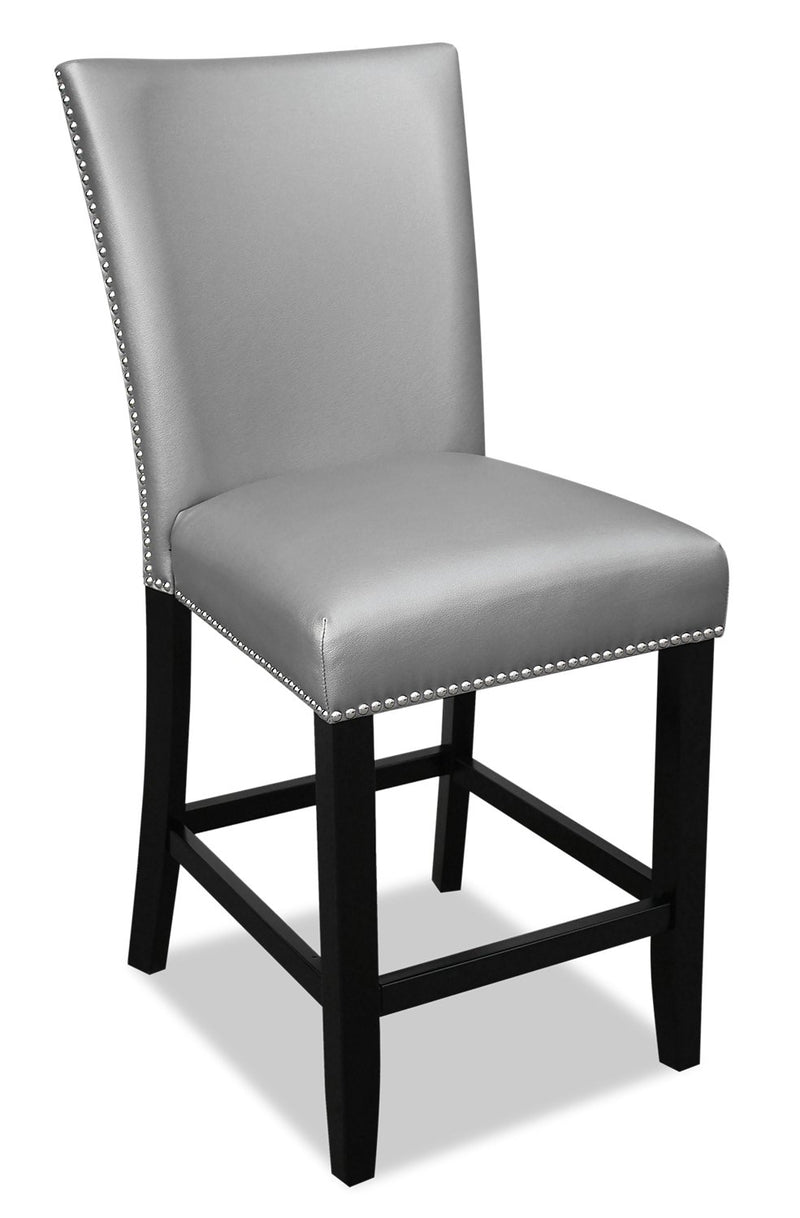 Westdale Counter-Height Dining Chair - Grey