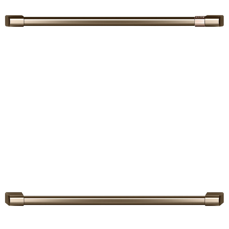 Café Double Wall Oven Brushed Bronze Handles - CXWD0H0PMBZ