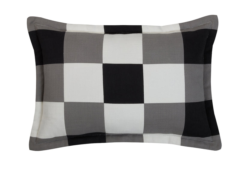 Emili Pillow - Black/White