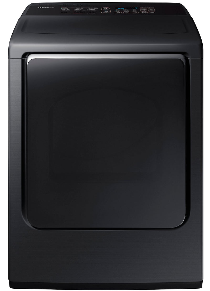 Samsung 7.4 Cu. Ft. Electric Dryer with MultiSteam™ - DVE54M8750V/AC