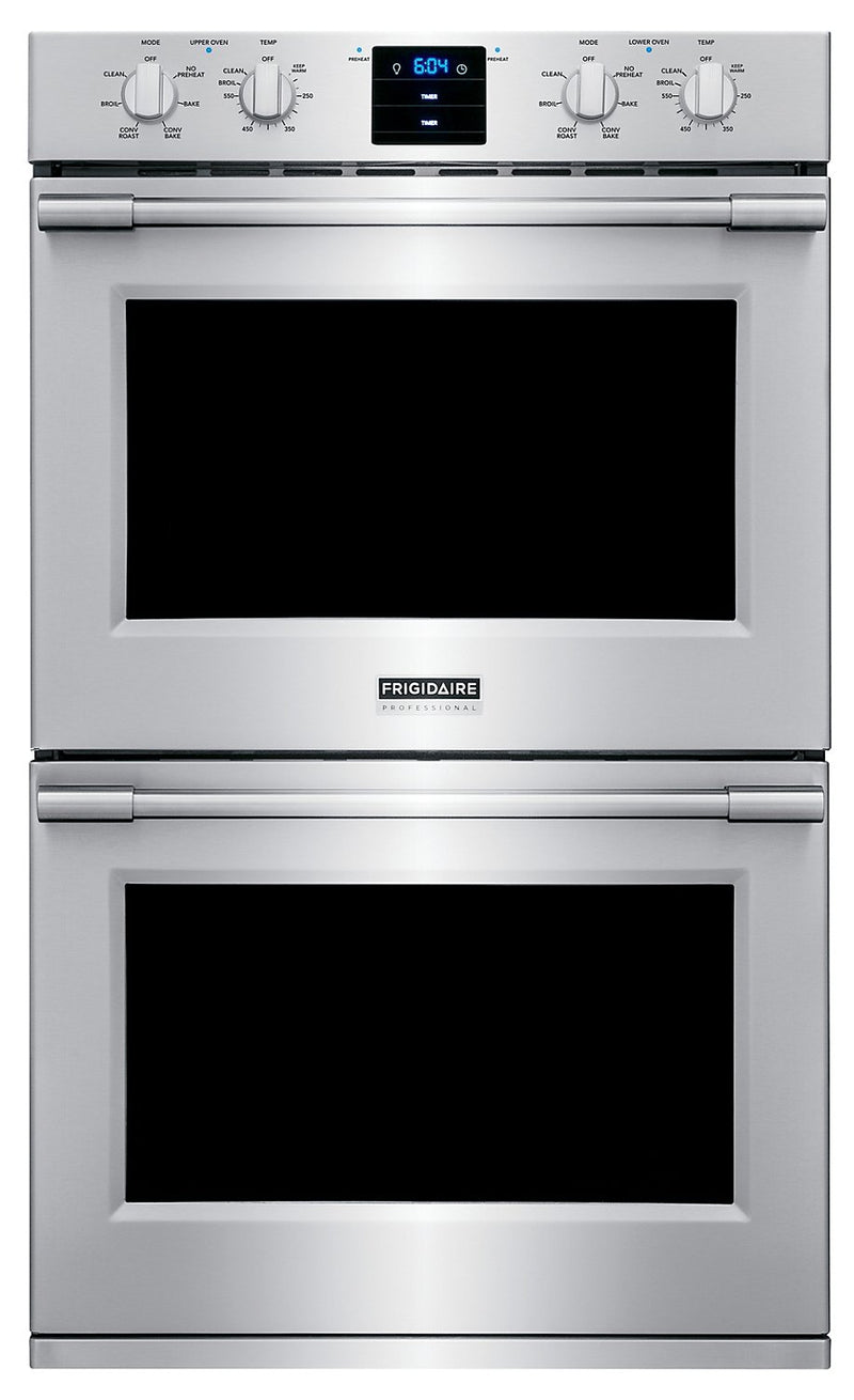 Frigidaire Professional 30'' Electric Double Wall Oven - FPET3077RF