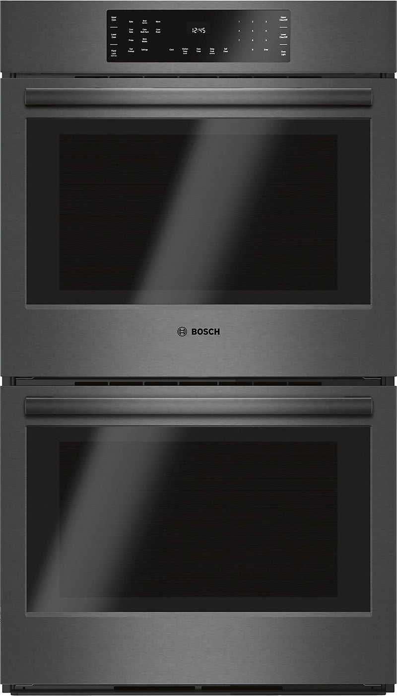 Bosch 800 Series 9.2 Cu. Ft. Double Wall Oven - HBL8642UC