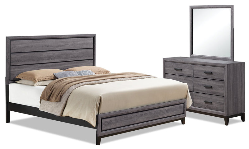 Lucila 5-Piece Queen Bedroom Package