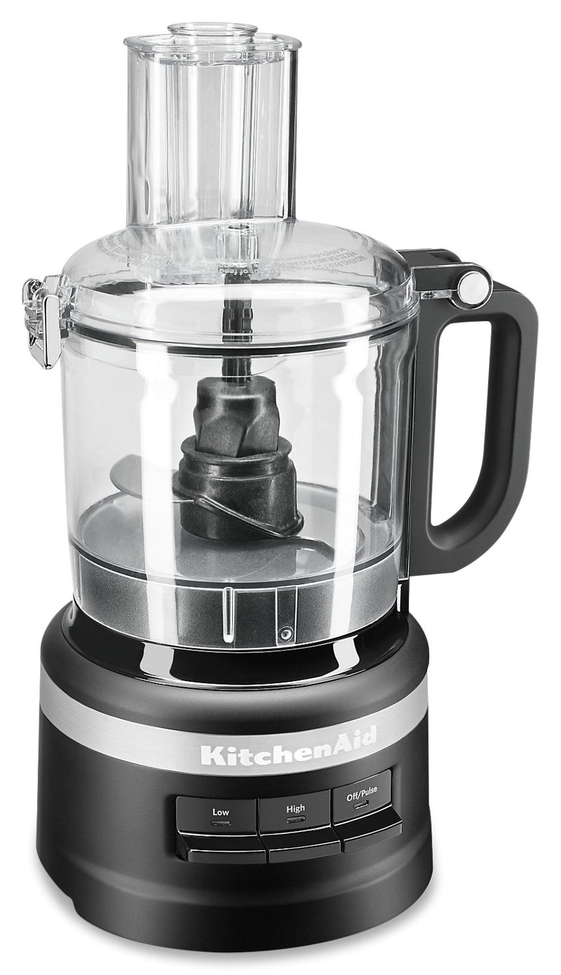 KitchenAid 7-Cup Food Processor - KFP0718BM