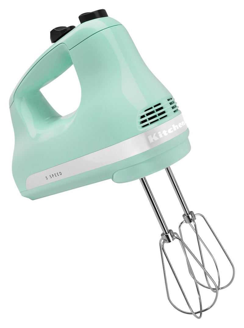 KitchenAid 5-Speed Ultra Power Hand Mixer - KHM512IC