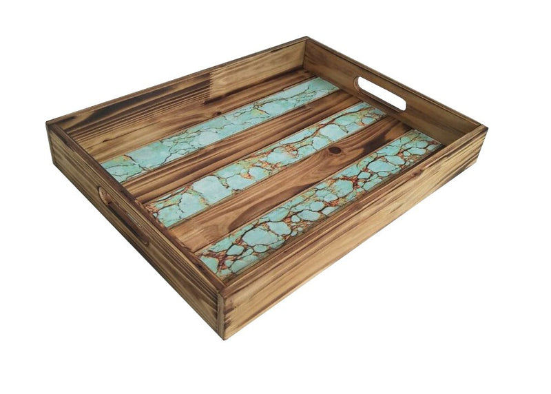 Cayes Wooden Tray