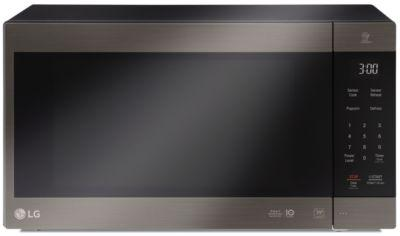 LG 2.0 Cu. Ft. NeoChef Countertop Microwave with Smart Inverter and EasyClean – LMC2075BD