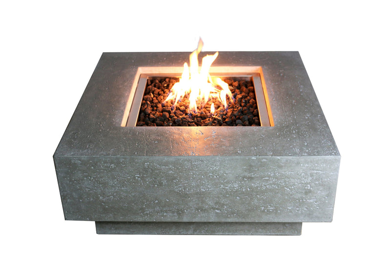 Baroarbunga Concrete Fire Table (Elementi) – Propane