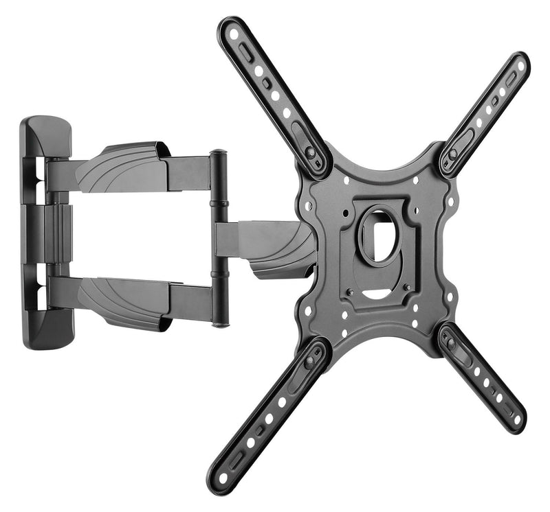 "CorLiving Adjustable Full-Motion X-frame Wall Mount for 23"" - 55"" TVs - MPM-804"
