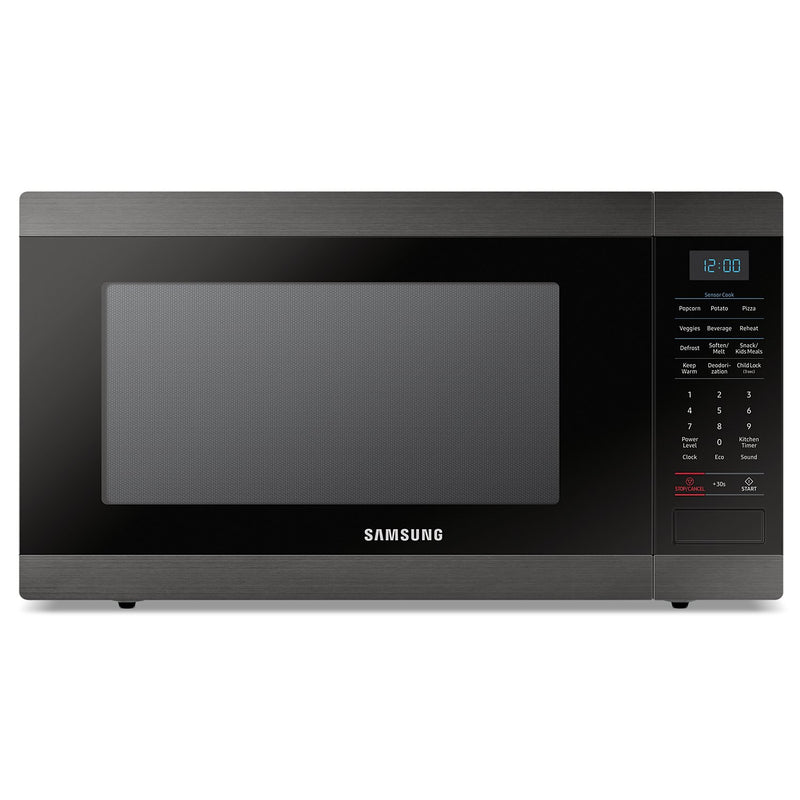Samsung Countertop Microwave with Ceramic Interior – MS19M8020TG/AC