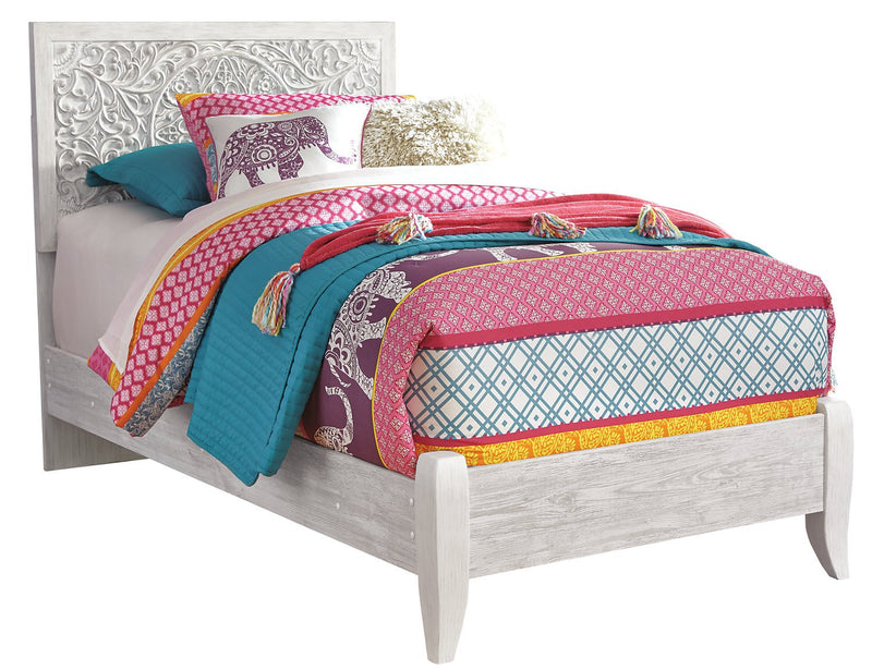 Bourbon Twin Bed
