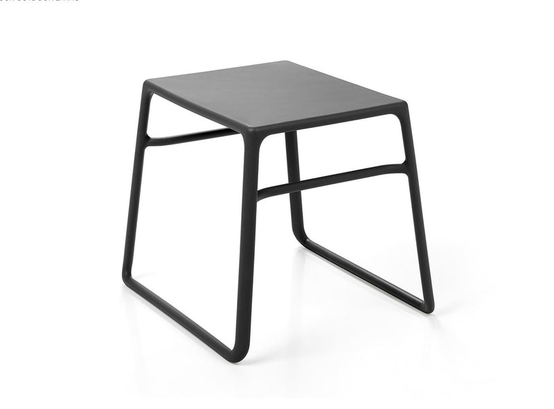 Nardi Pop Outdoor Side Table - Black