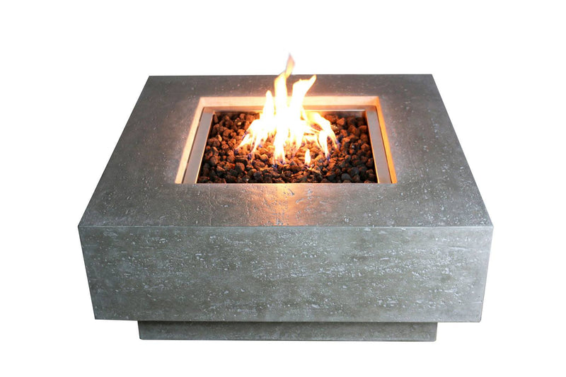 Elementi Manhattan Fire Table - Natural Gas