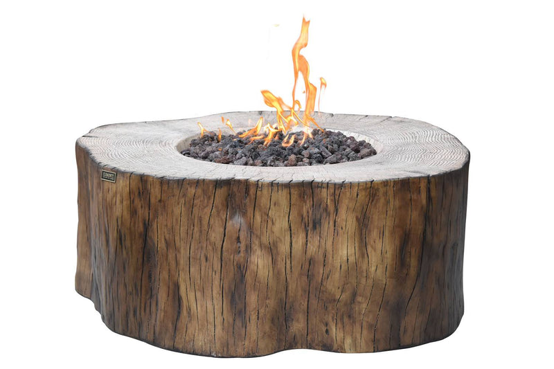 Elementi Manchester Fire Table - Natural Gas