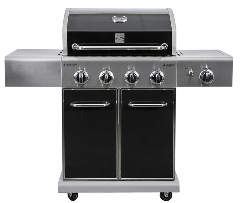 Kenmore 4 Burner Grill plus Side Searing Burner