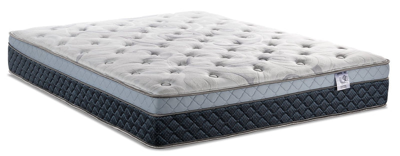 Springwall Havelock Eurotop Twin Mattress
