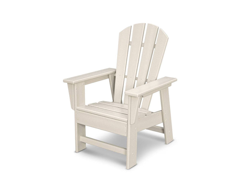 POLYWOOD® Kids Casual Chair in Sand