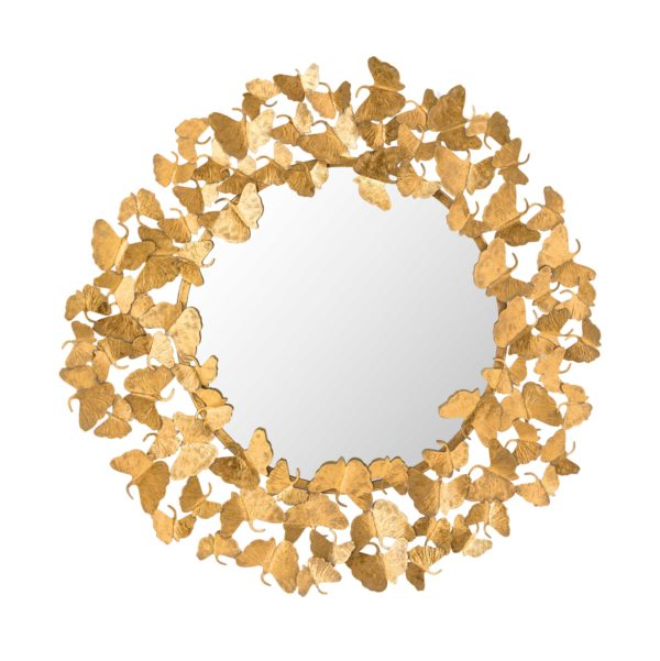 Impala Large Accent Mirror