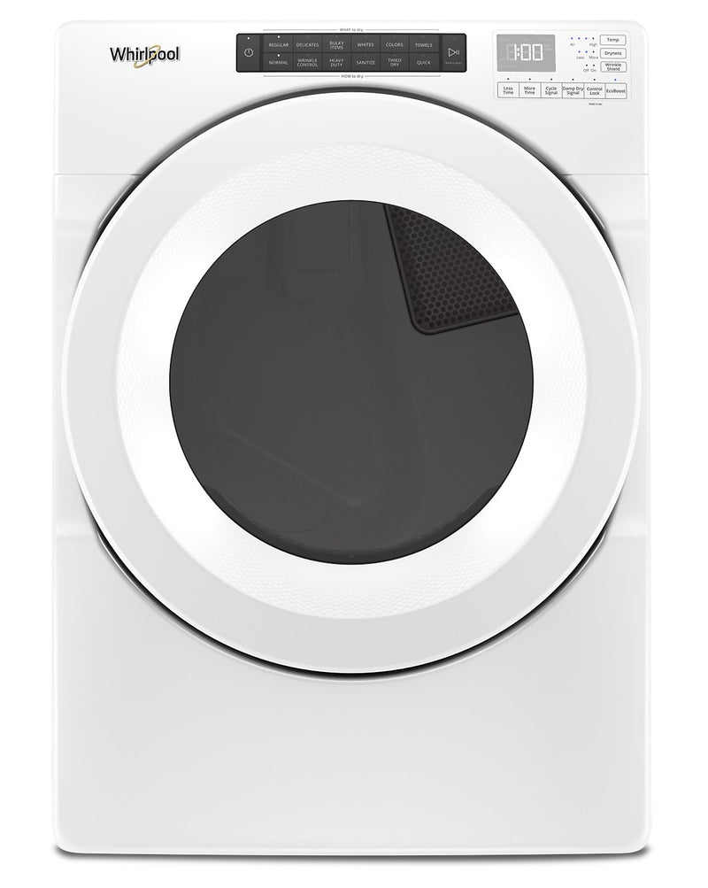 Whirlpool 7.4 Cu. Ft. Long Vent Gas Dryer - WGD560LHW