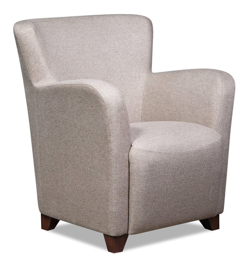 Mapledown Polyester Accent Chair - Hemp