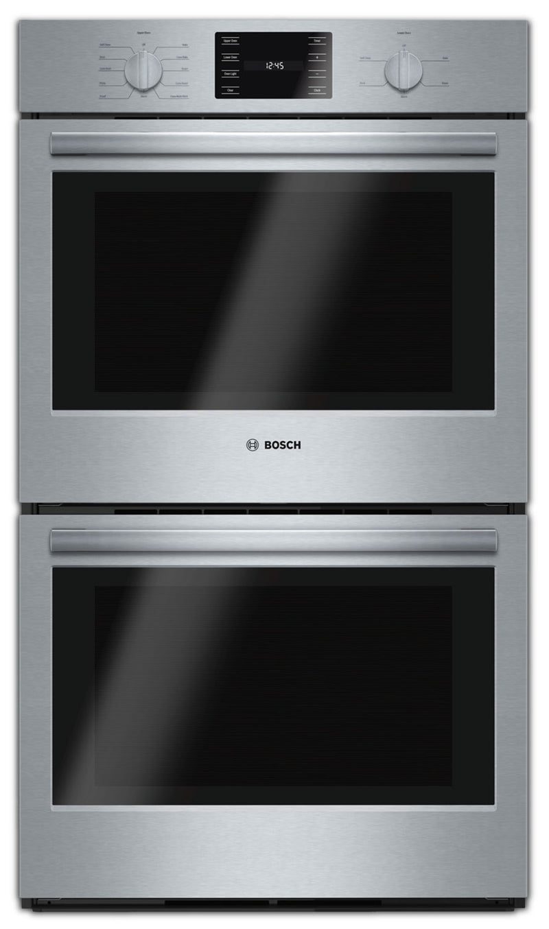 Bosch Stainless Steel Double Wall Oven (9.2 Cu. Ft.) - HBL5651UC