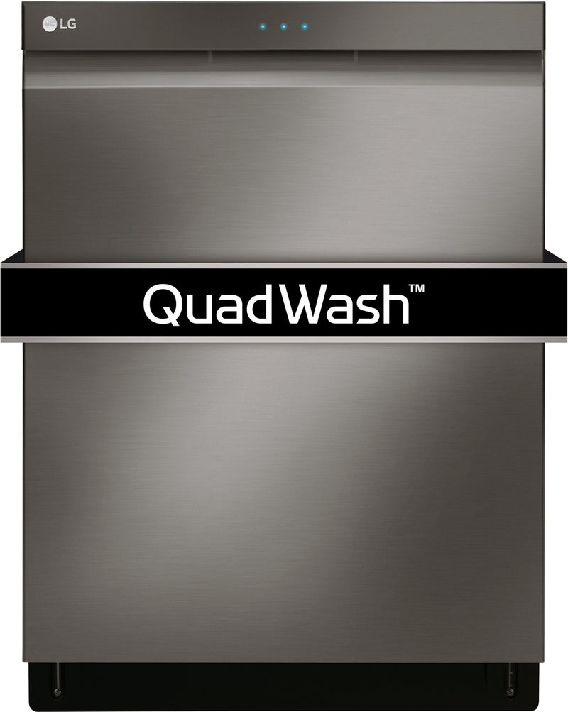"LG Black Stainless Steel 24"" Dishwasher - LDP6797BD"