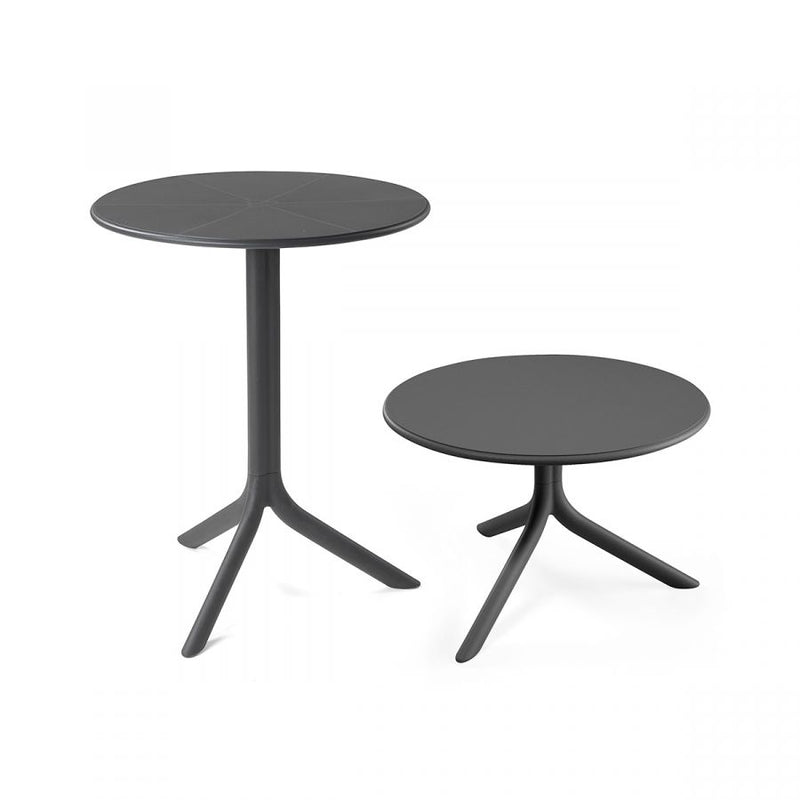 Nardi Spritz Outdoor Adjustable Bistro Table - Black