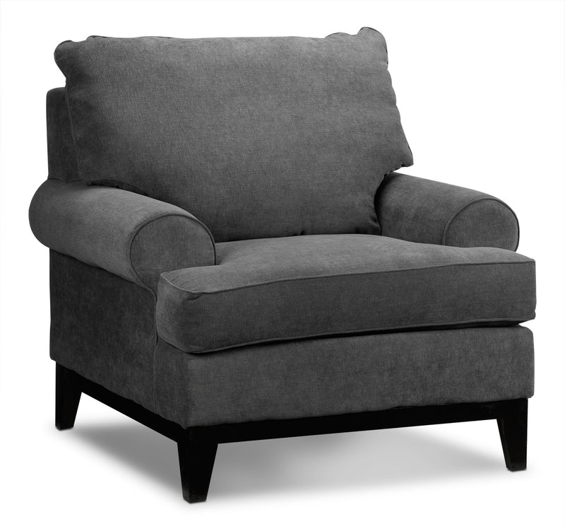 Casons Chair - Dark Grey