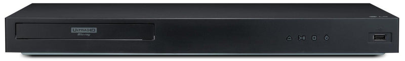 LG UBK90 4K UHD Blu-ray Player with Built-in Wi-Fi