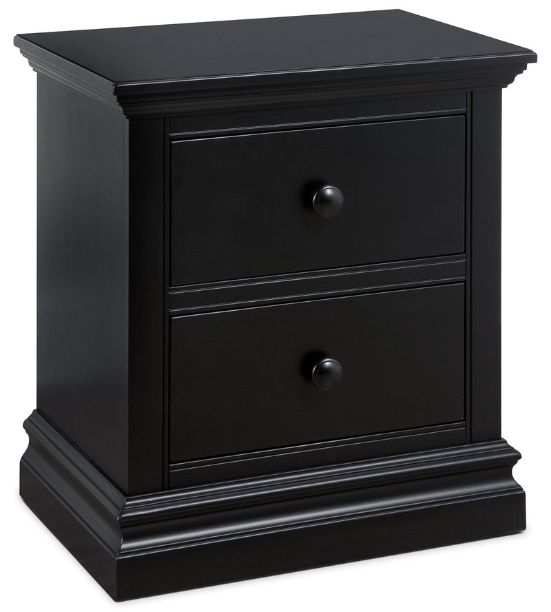 Eli Night Table - Black