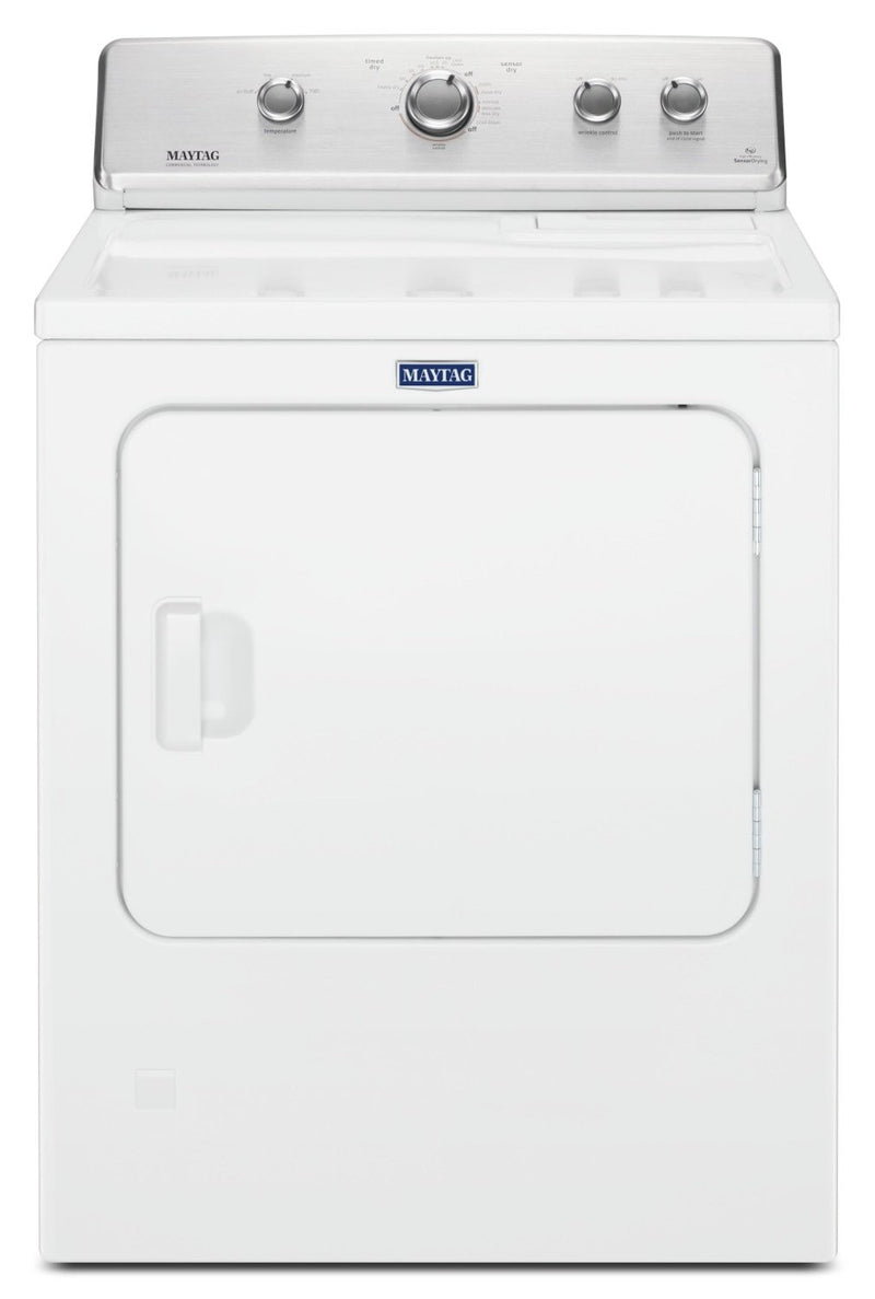 Maytag® Large Capacity Top Load Gas Dryer with Wrinkle Control - 7.0 cu. ft.
