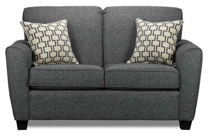 Orson Loveseat - Grey