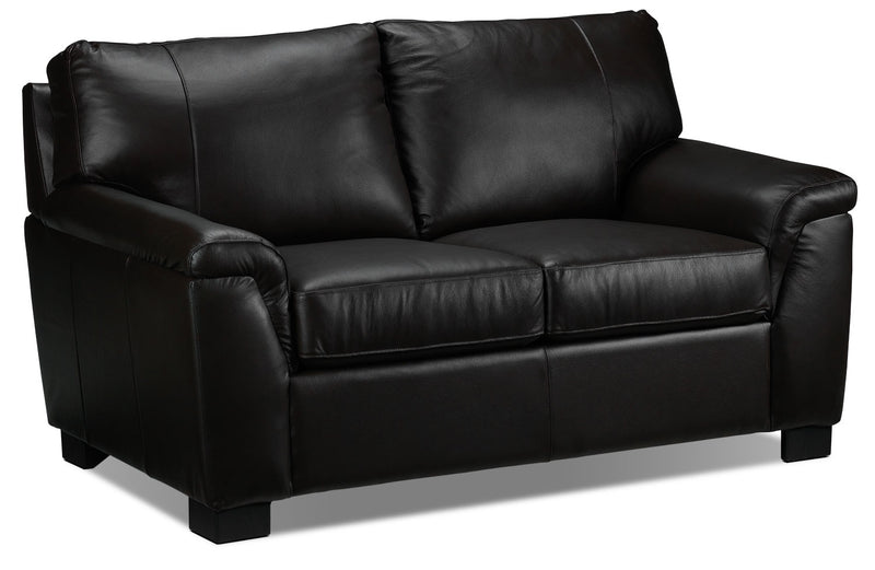 Campbell Loveseat - Coffee