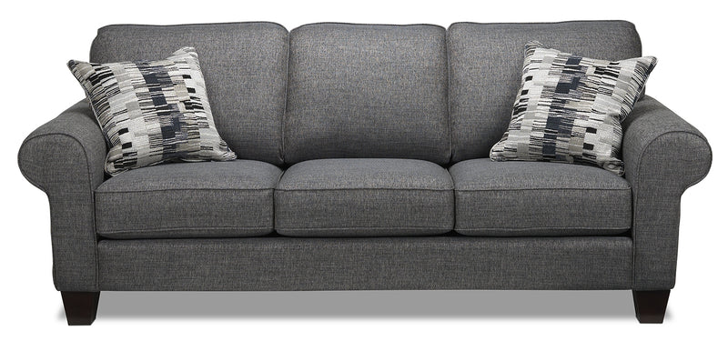 Mandolin Sofa - Grey