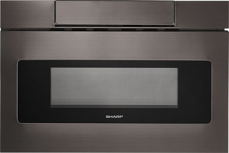"Sharp 24"" 1.2 Cu. Ft. 1,000-Watt Microwave Drawer® Oven – SMD2477AHC"