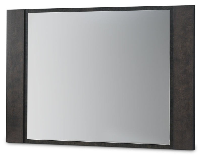 Salthill Mirror - Charcoal