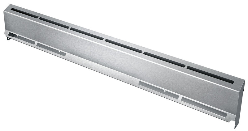 "Bosch 4"" Stainless Steel Low-Back Dual-Fuel Range Guard - HDZBS301"