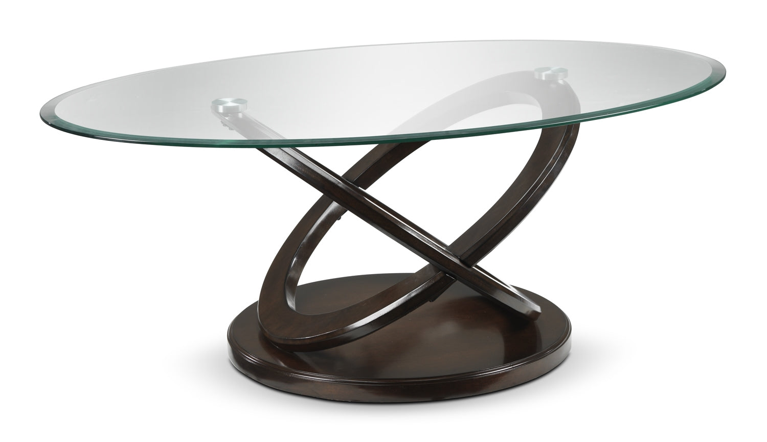 Picture of: Stark Coffee Table Brown Cherry Furniture Ca