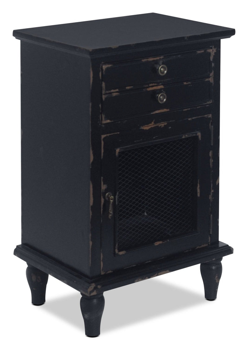 Brooks Accent Cabinet – Espresso