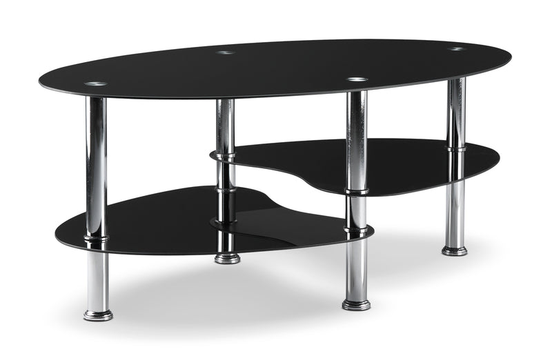 Arabella Coffee Table - Black