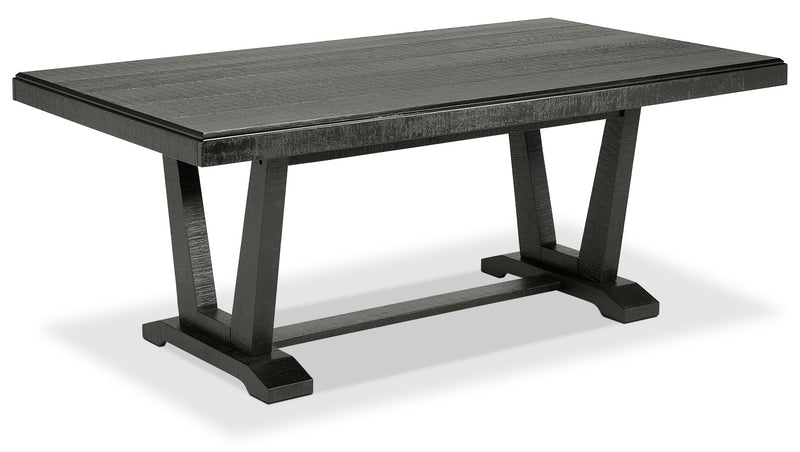 Raheny Dining Table - Black