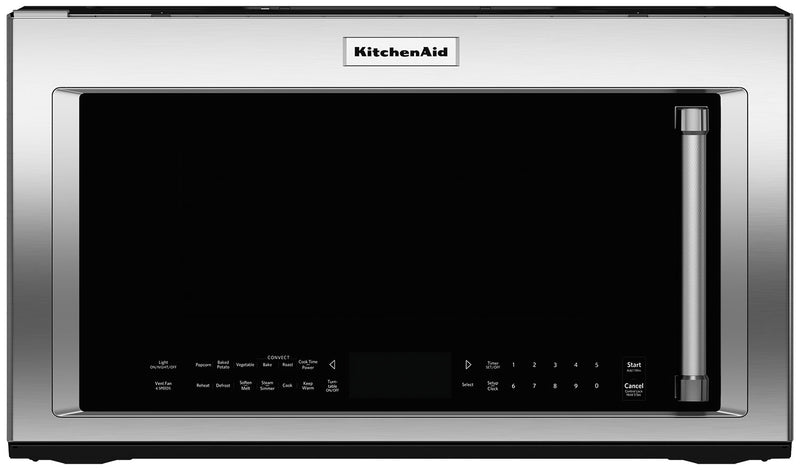 KitchenAid 1.9 Cu. Ft. Convection Microwave - Stainless Steel