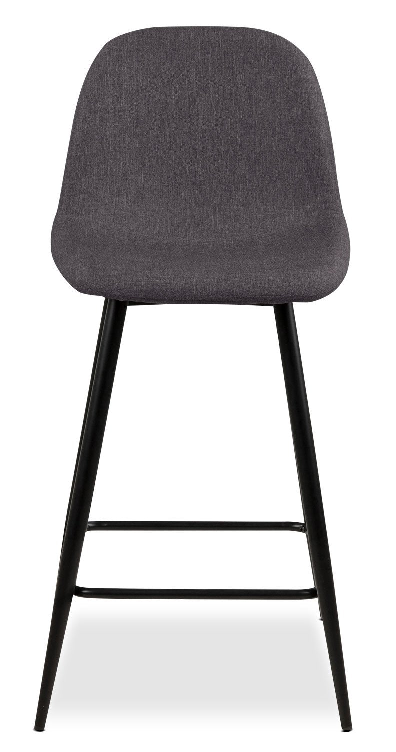 Watseng Counter-Height Chair - Grey
