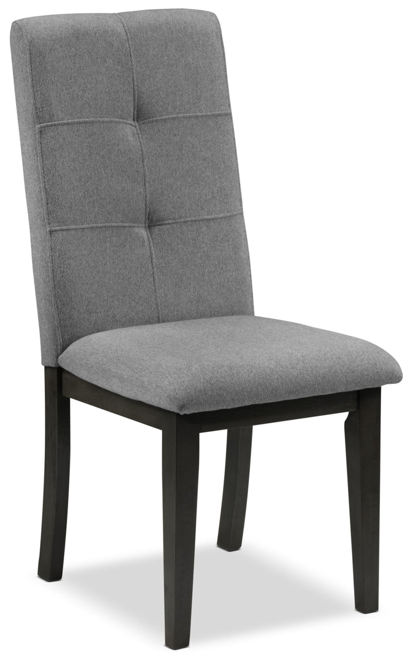 Carrigart Side Chair - Grey