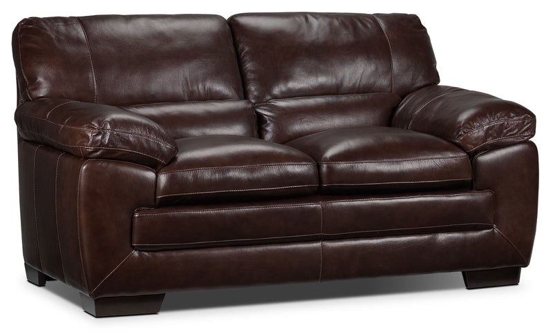 Redmond Loveseat - Brown