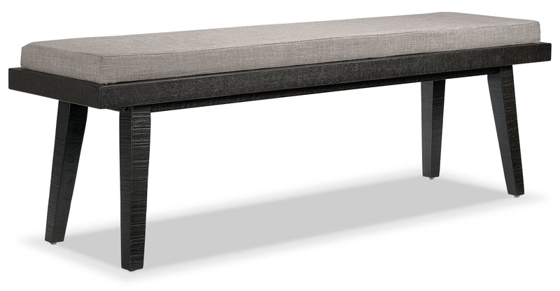 Raheny Bench - Black