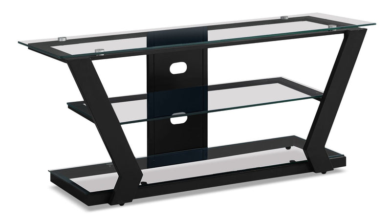 "Annagry 48"" TV Stand -­ Black"