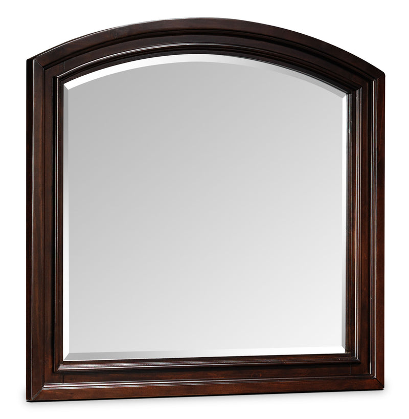 Roseville Mirror - Cherry